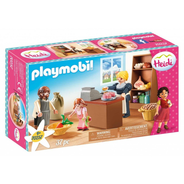 Obrázek produktu Playmobil 70257 Obchod rodiny Kellerových