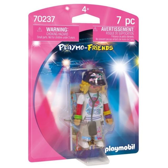 Obrázek produktu Playmobil 70237 Raperka