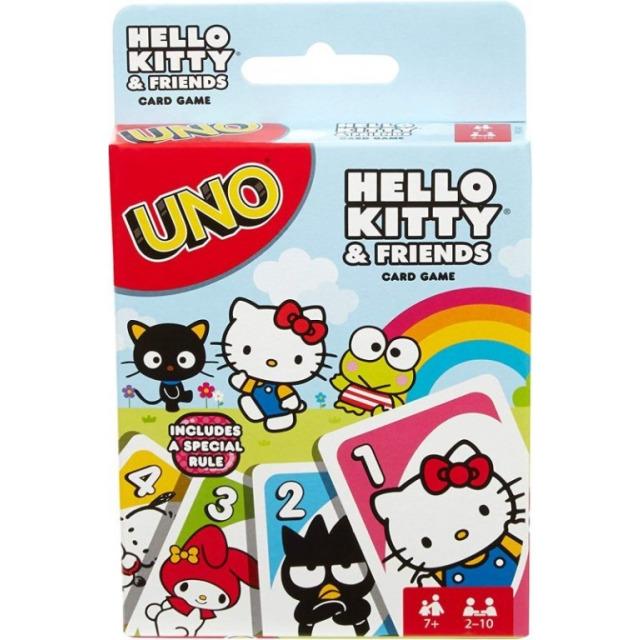 Obrázek produktu Karty UNO Hello Kitty