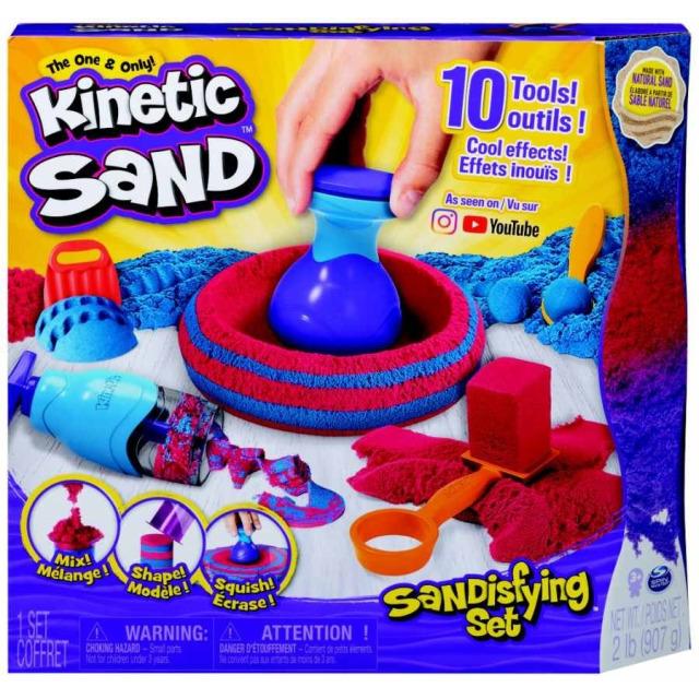 Obrázek produktu Kinetic Sand Fantastická hrací sada