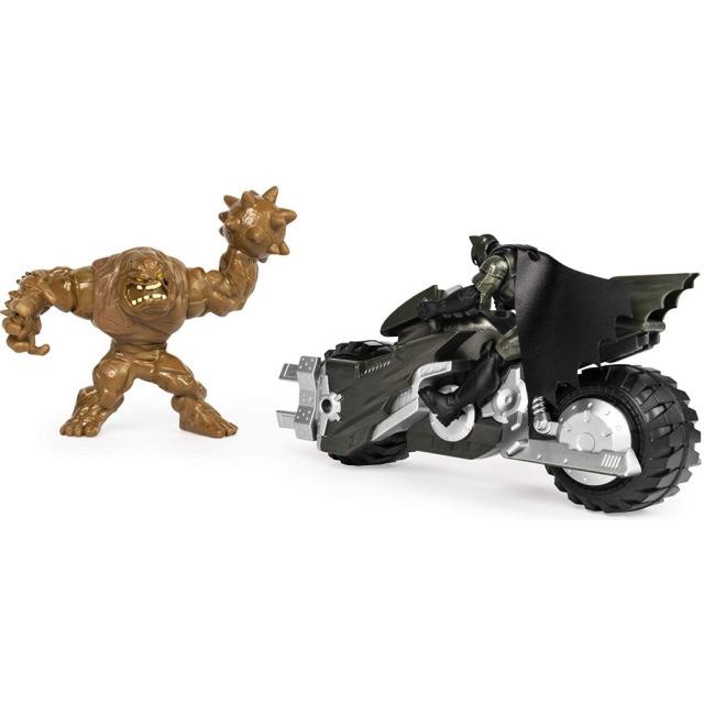 Obrázek produktu BATMAN hrací sada s motorkou, Spin Master