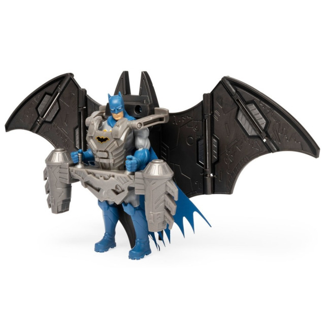 Obrázek produktu BATMAN figurka s akčním doplňkem BATMAN Mega Gear, Spin Master