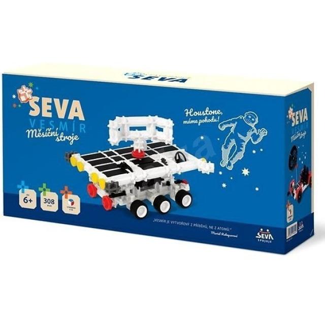 Obrázek produktu SEVA Vesmír Měsíční stroje, 308 dílků