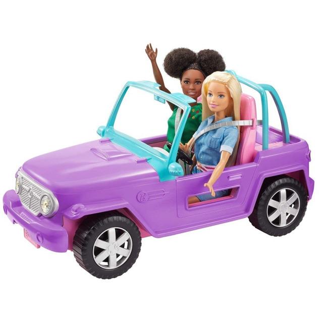Obrázek produktu Barbie Plážový kabriolet, Mattel GMT46
