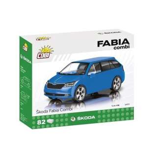 Obrázek 1 produktu Cobi 24571 Škoda Fabia Combi 2019