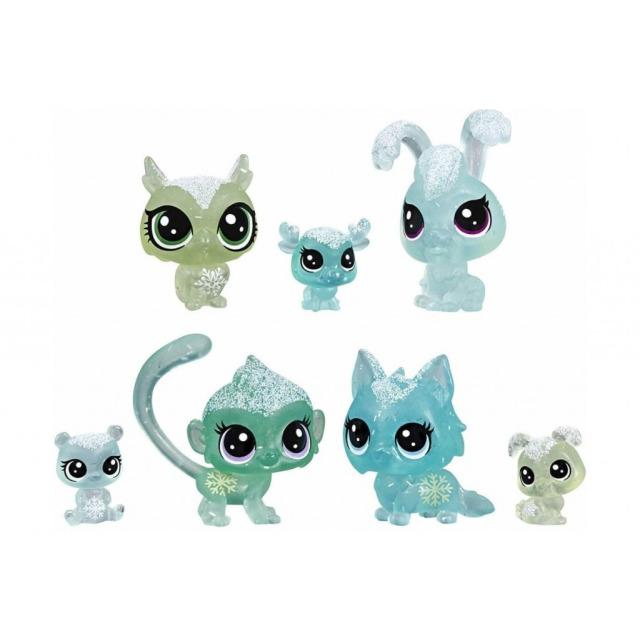 Obrázek produktu LPS Zvířátka z ledového království 7ks Mint, Hasbro E5490