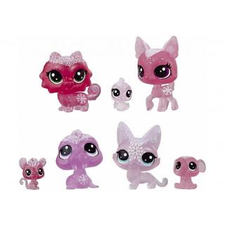 Obrázek 1 produktu LPS Zvířátka z ledového království 7ks Rose, Hasbro E5493