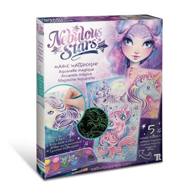 Obrázek produktu Nebulous Stars Magický akvarel Nebulia