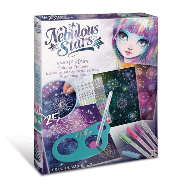 Obrázek produktu Nebulous Stars Souhvězdí spirál