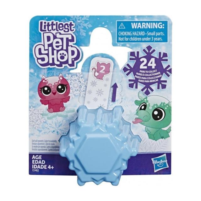 Obrázek produktu LPS Zvířátka z ledového království dvojbalení, Hasbro E5482