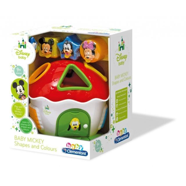 Obrázek produktu Clemmy Mickey Mouse domeček vkládačka