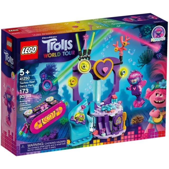 Obrázek produktu LEGO Trolls 41250 Taneční techno party