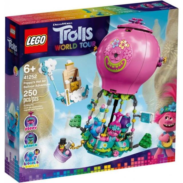 Obrázek produktu LEGO Trolls 41252 Trollové a let balónem