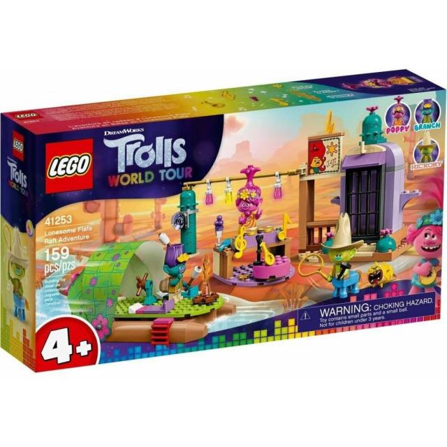 Obrázek produktu LEGO Trolls 41253 Plavba do světa country