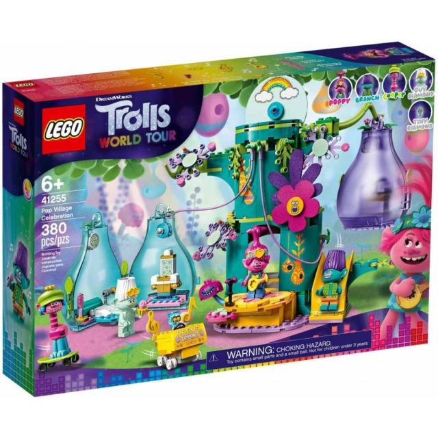 Obrázek produktu LEGO Trolls 41255 Párty v Popíkově