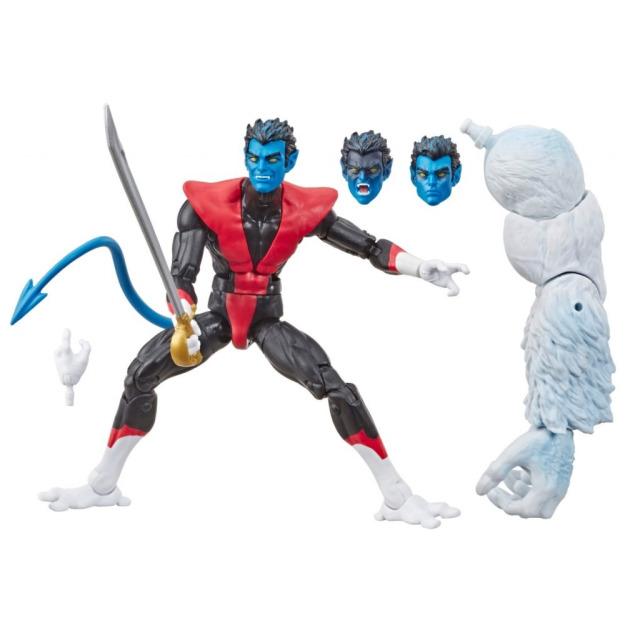 Obrázek produktu Avengers Legends Series prémiová figurka 15cm Nightcrawler, Hasbro E6115