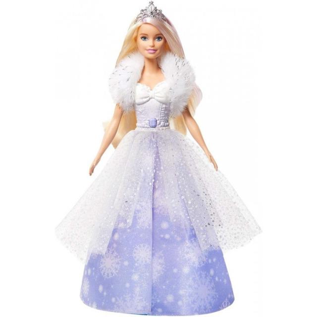 Obrázek produktu Mattel Barbie Sněhová princezna, GKH26