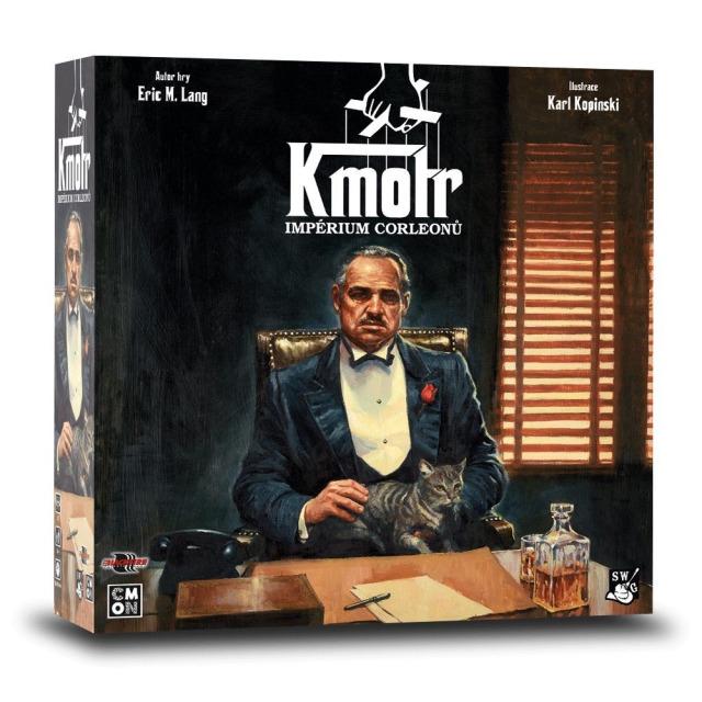 Obrázek produktu ADC Blackfire Kmotr: Impérium Corleonů