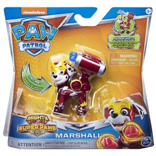 Obrázek 1 produktu Tlapková patrola Základní figurka Super hrdinů Marshall 14287