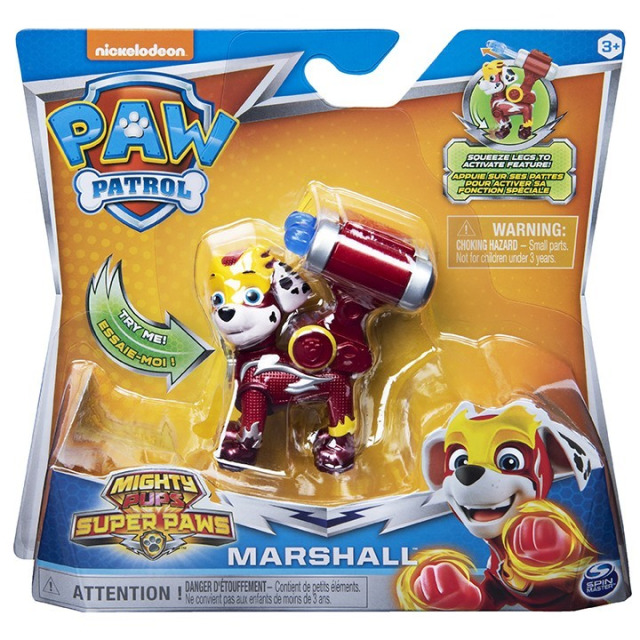 Obrázek produktu Tlapková patrola Základní figurka Super hrdinů Marshall 14287