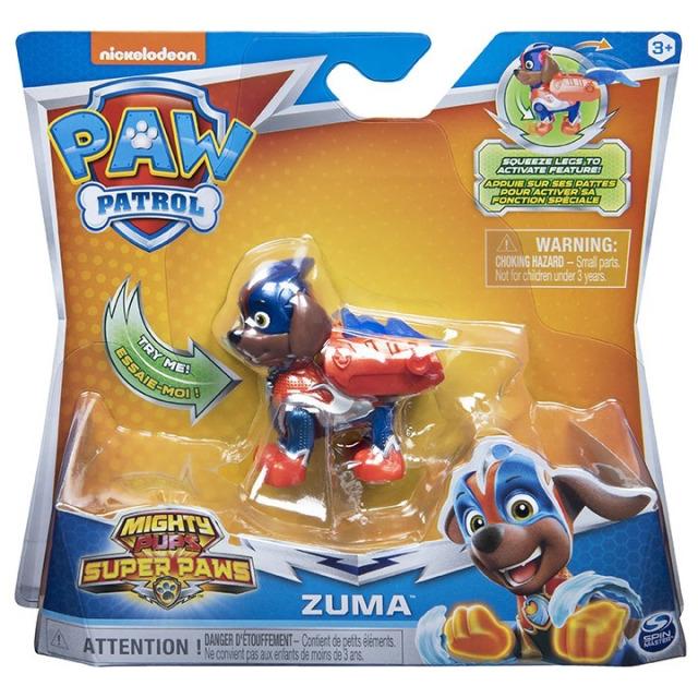Obrázek produktu Tlapková patrola Základní figurka Super hrdinů Zuma 14290