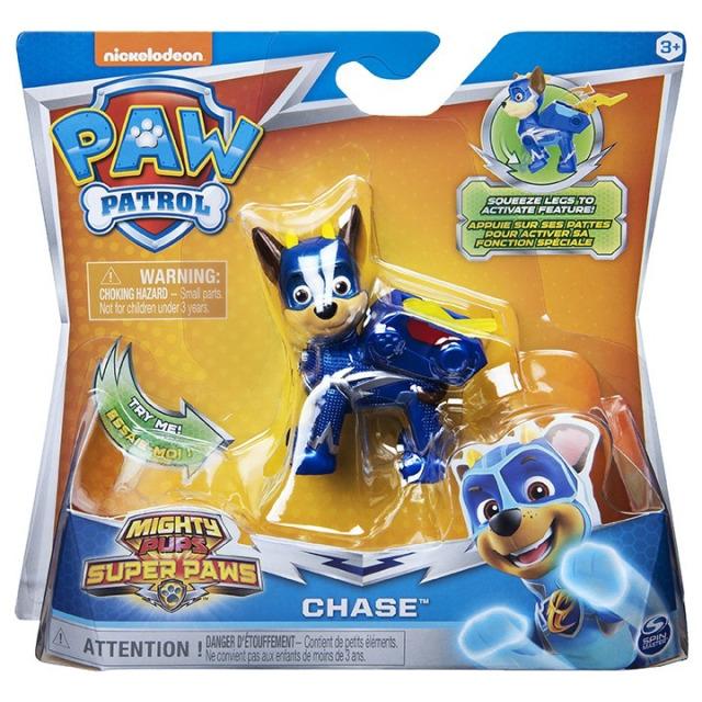 Obrázek produktu Tlapková patrola Základní figurka Super hrdinů Chase 14286