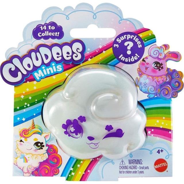 Obrázek produktu Mattel Cloudees Mini zvířátko série 1