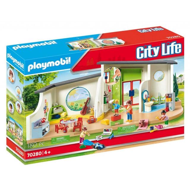 Obrázek produktu Playmobil 70280 Dětské centrum DUHA