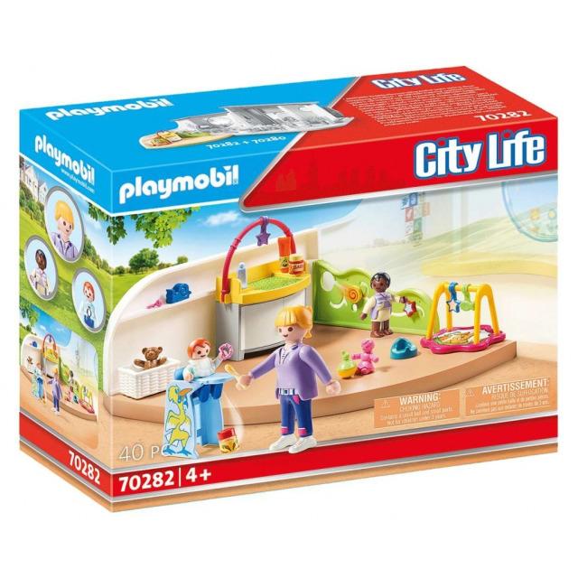 Obrázek produktu Playmobil 70282 Koutek pro batolata