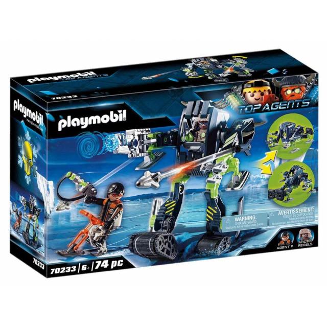Obrázek produktu Playmobil 70233 Ledový robot arktických rebelů