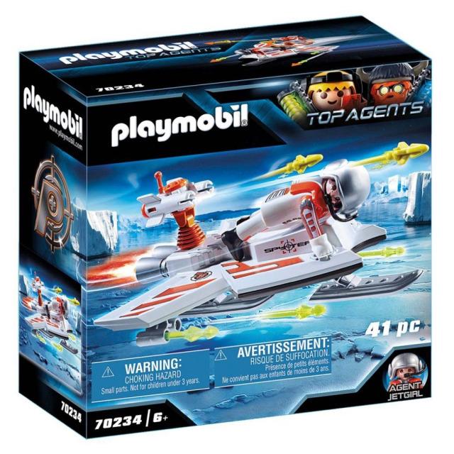 Obrázek produktu Playmobil 70234 Spy Team Raketový kluzák