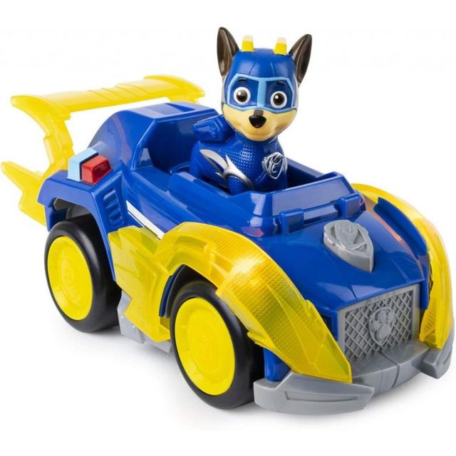 Obrázek produktu Tlapková patrola Super vozidlo CHASE, světlo, zvuk, Spin Master