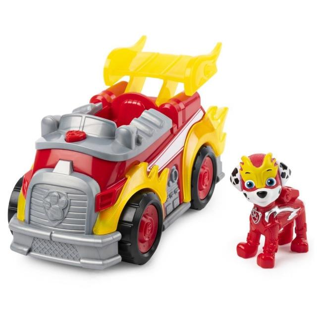 Obrázek produktu Tlapková patrola Super vozidlo MARSHALL, světlo, zvuk, Spin Master