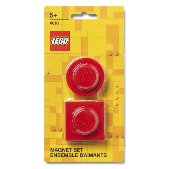 Obrázek produktu LEGO Iconic magnetky, set 2 ks červené