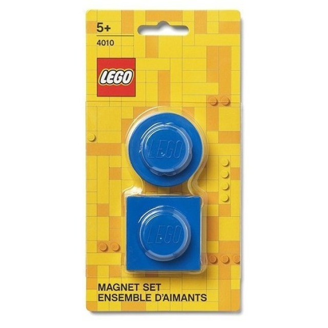 Obrázek produktu LEGO Iconic magnetky, set 2 ks modré