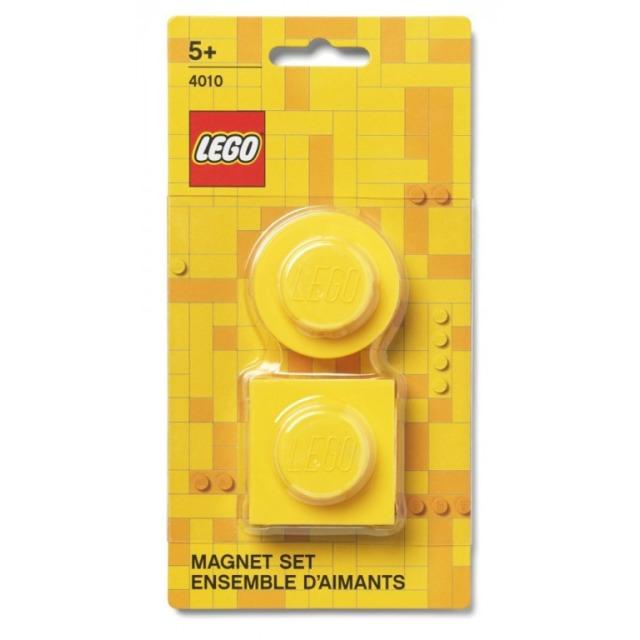 Obrázek produktu LEGO Iconic magnetky, set 2 ks žluté