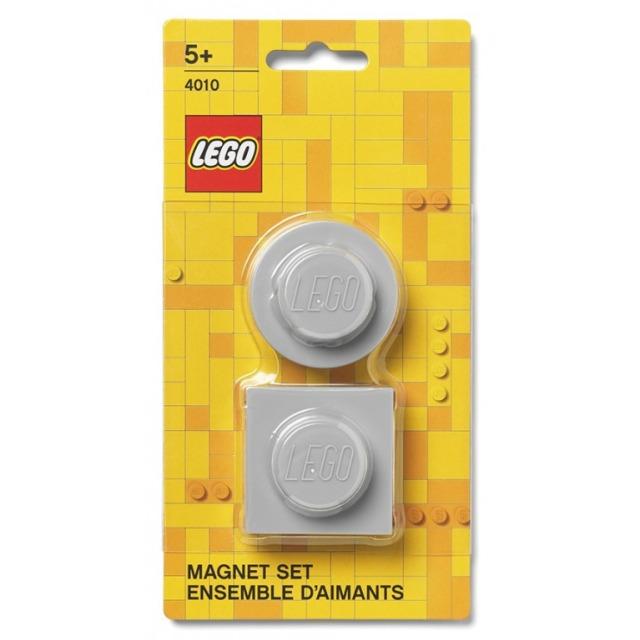 Obrázek produktu LEGO Iconic magnetky, set 2 ks šedé