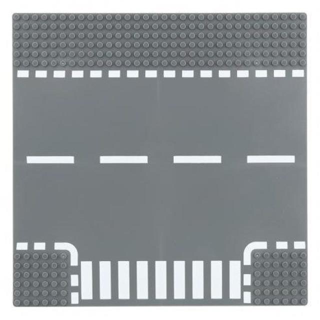 Obrázek produktu Podložka silnice křižovatka  ve tvaru T