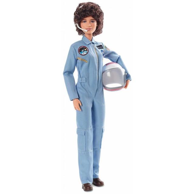Obrázek produktu Mattel Barbie Astronautka Sally Ride, FXD77