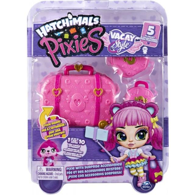 Obrázek produktu Hatchimals PixieS Panenka v kufru