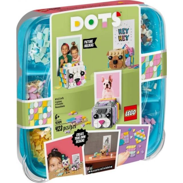Obrázek produktu LEGO DOTS™ 41904 Zvířecí stojánky na fotky