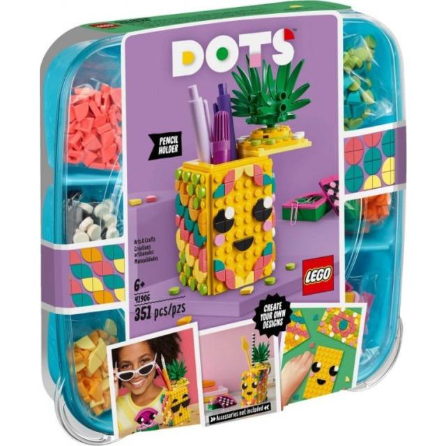 Obrázek produktu LEGO DOTS™ 41906 Stojánek na tužky ve tvaru ananasu