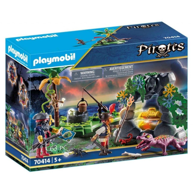 Obrázek produktu Playmobil 70414 Pirátský úkryt