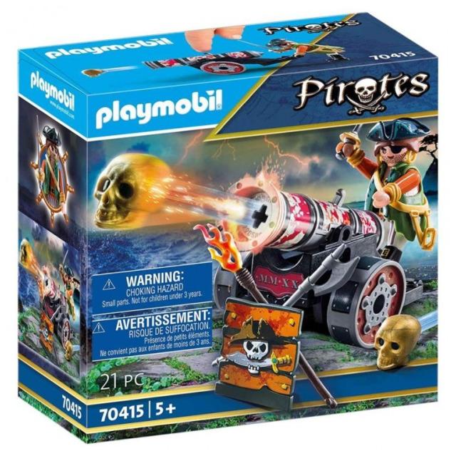 Obrázek produktu Playmobil 70415 Pirát s kanonem