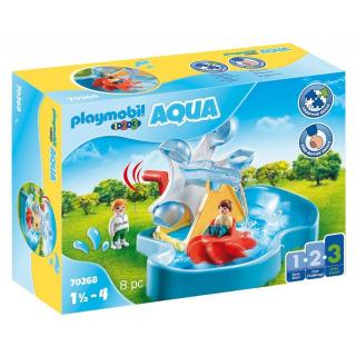Obrázek 1 produktu Playmobil 70268 Vodní mlýn s kolotočem (1.2.3)