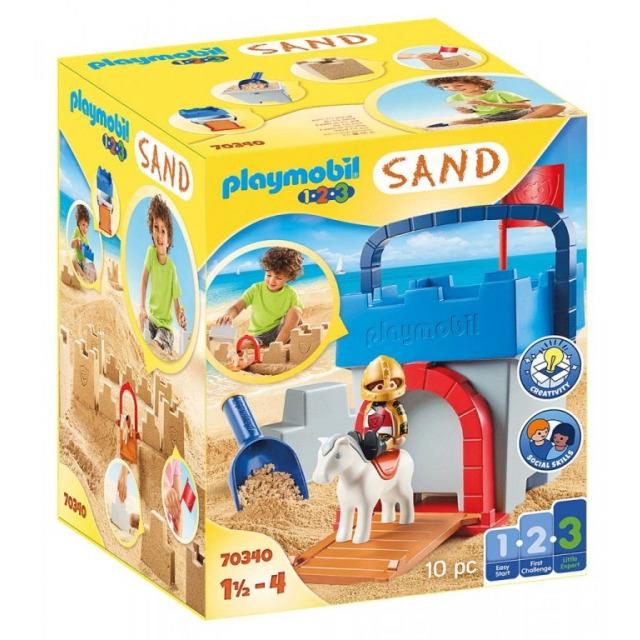 Obrázek produktu Playmobil 70340 Sada na písek Hrad