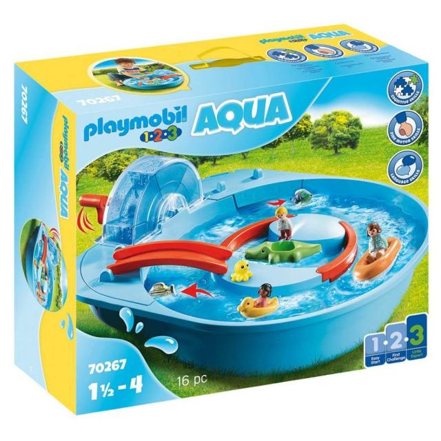 Obrázek produktu Playmobil 70267 Veselá vodní jízda (1.2.3)