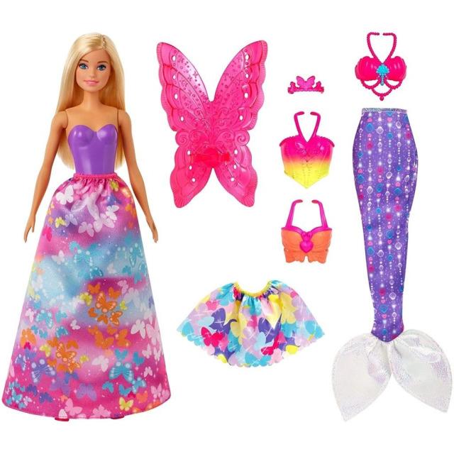 Obrázek produktu Mattel Barbie a pohádkové doplňky, GJK40