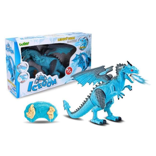 Obrázek produktu ICEGON (ledový drak) s efekty RC 45 cm