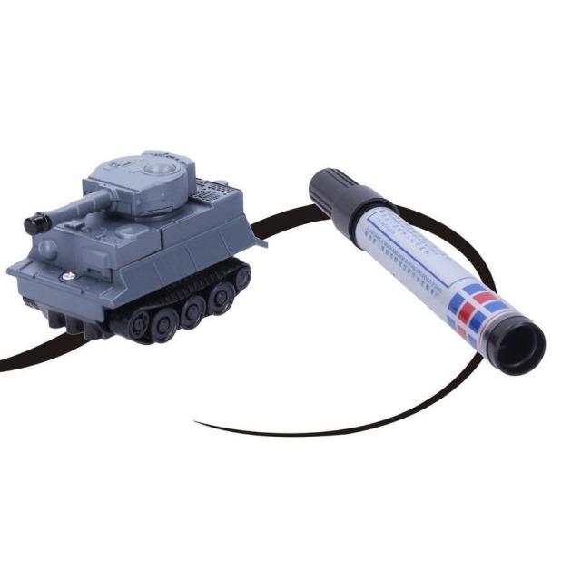 Obrázek produktu Indukční tank s magickým fixem 8cm, černý